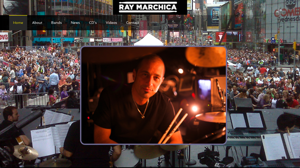 Ray Marchica's Website