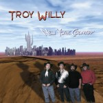 Troy Willy CD Cover