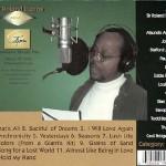 Michael Hanna CD Tray