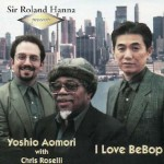 Yoshio Aomori CD Cover