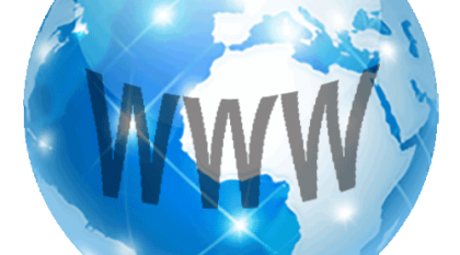 Web Globe Logo