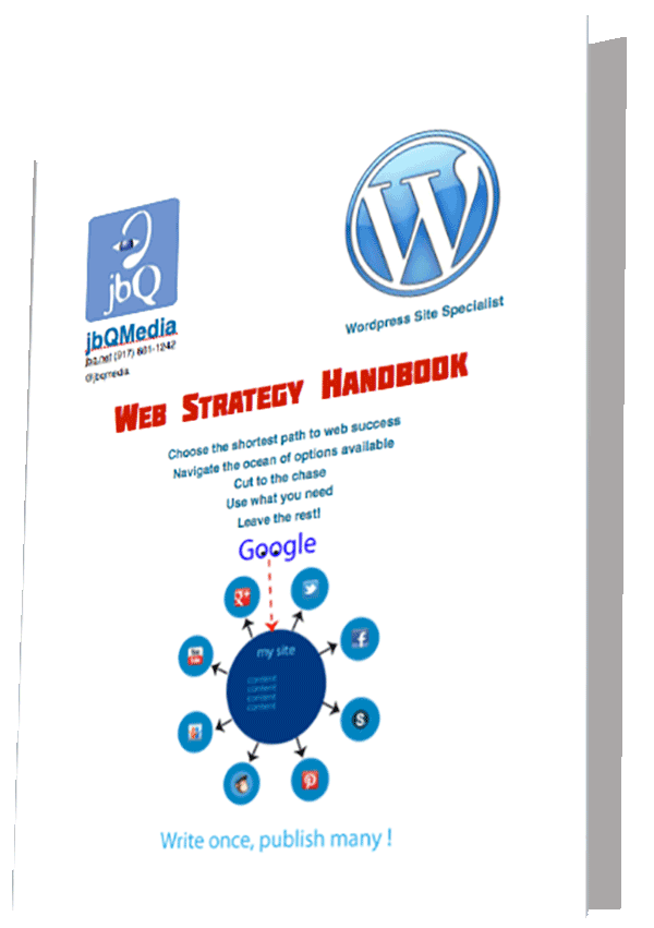 New! Web Strategy Handbook