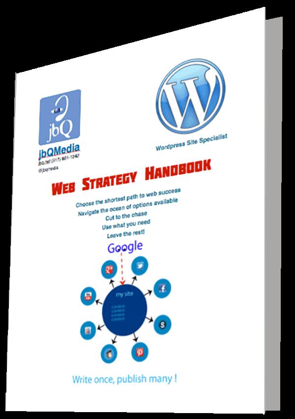 New! Web Strategy Handbook