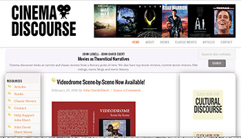 Cinema Discourse Website