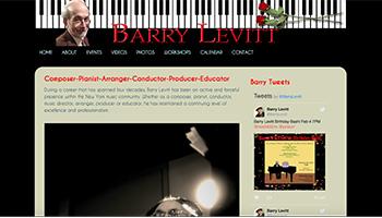 Barry Levitt Website
