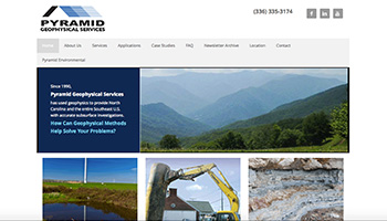 Pyramid Geophysics Website
