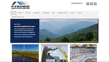 Pyramid Geophysics Website