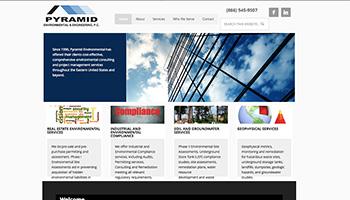 Pyramid Environmental Website