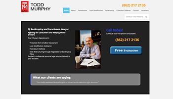 Todd Murphy Law Website