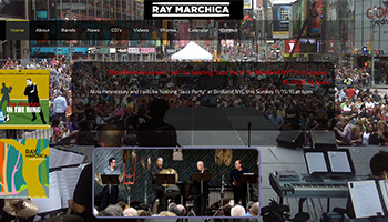 Ray Marchica Website