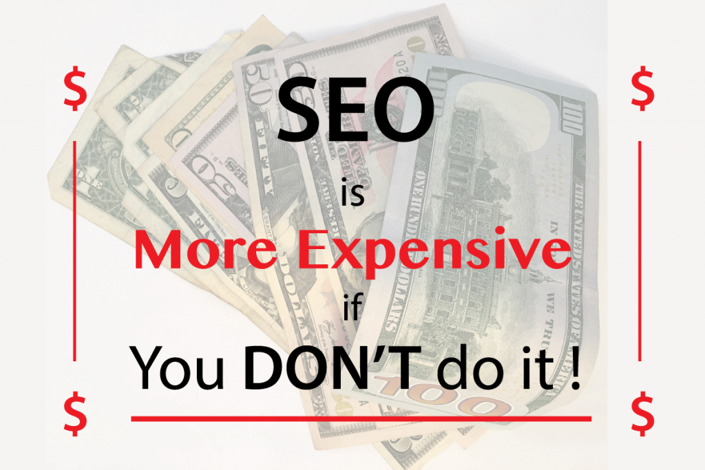 What Does SEO Cost?