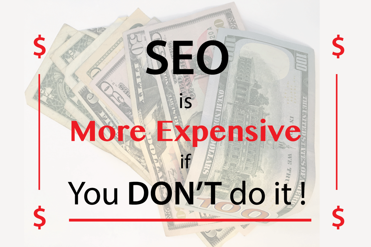 Graphic - What is the cost of SEO?