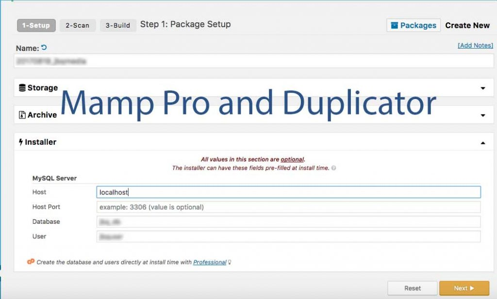 Moving a Live WordPress Site to Local with Mamp Pro