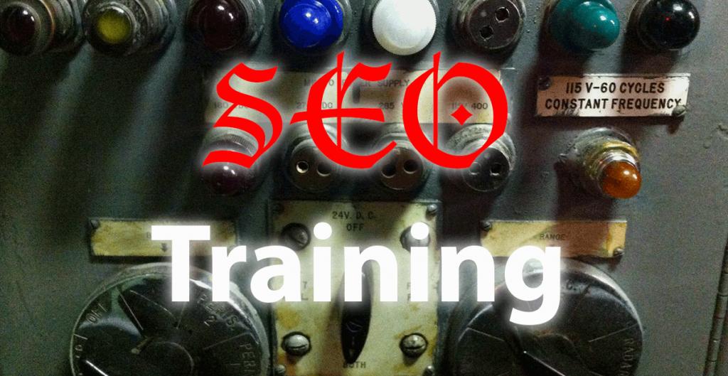 SEO Training graphic