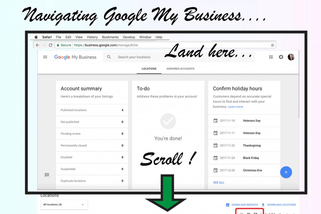 Navigating Google My Business, Google Brand Accounts, and Google+