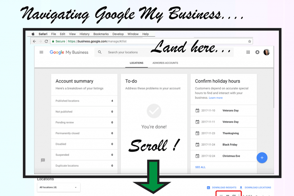 Navigating Google My Business, Google Brand Accounts, and Google+